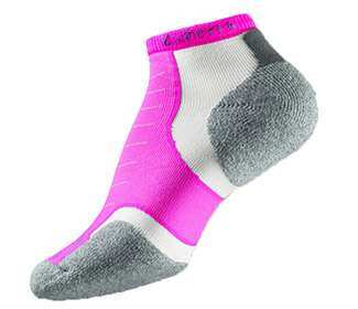 Thor-Lo Experia Multi-Activity Low Cut (Electric Pink)